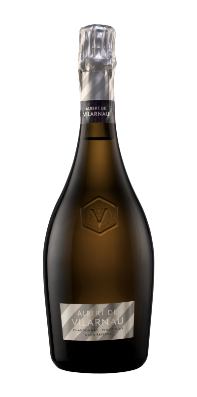 Albert de Vilarnau Chardonnay - Pinot Orgánico
