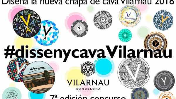 Concurso Chapas 2018 Disseny Cava Vilarnau