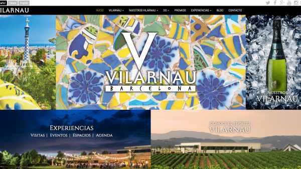 Web Vilarnau