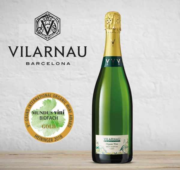 Vilarnau Organic Mundus Vini