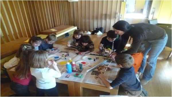 Visita Escuelas Vilarnau