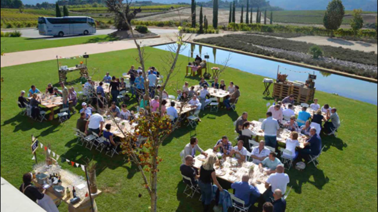 Bodas, Banquetes y Comuniones Vilarnau